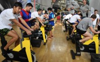 Almaty Triathletes finish 2019 season with Indoor Championship