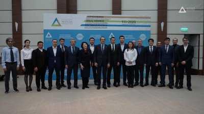 Aldiyar Kaztayev elected President of the Kazakhstan Triathlon Federation